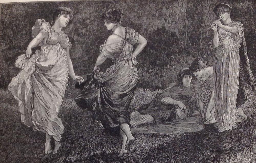 Britten, The Dance