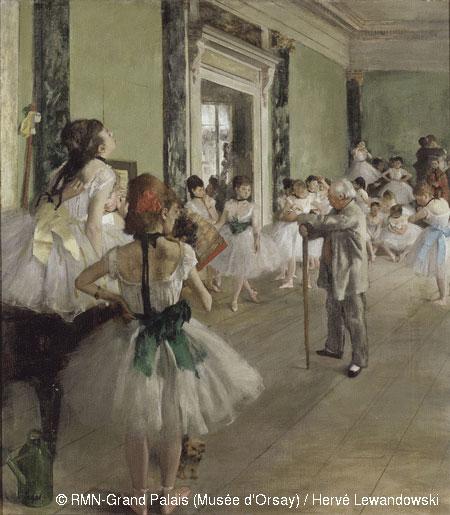 Degas-Maitre-de-Ballet