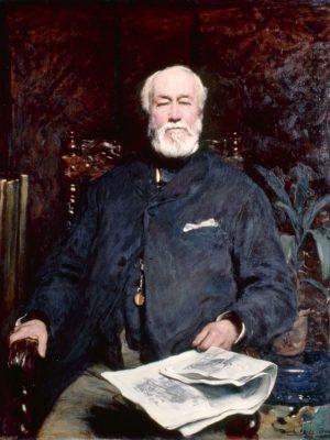 Henry Hill Portrait